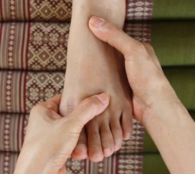 Fußmassage von Raasha Thai