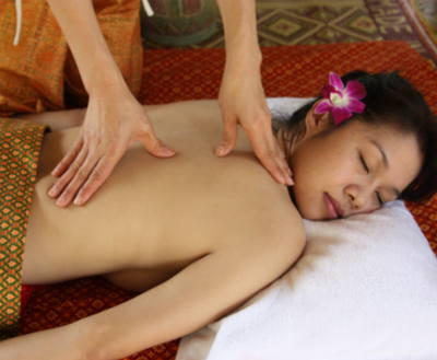 Traditionelle Thaimassage Raasha Thai