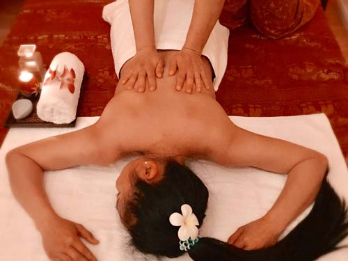 Aroma Massage von Raasha Thai Berlin Charlottenburg Wilmersdorf