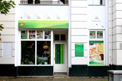 Raasha Thai Massage Berlin Charlottenburg-Wilmersdorf in der Uhlandstraße